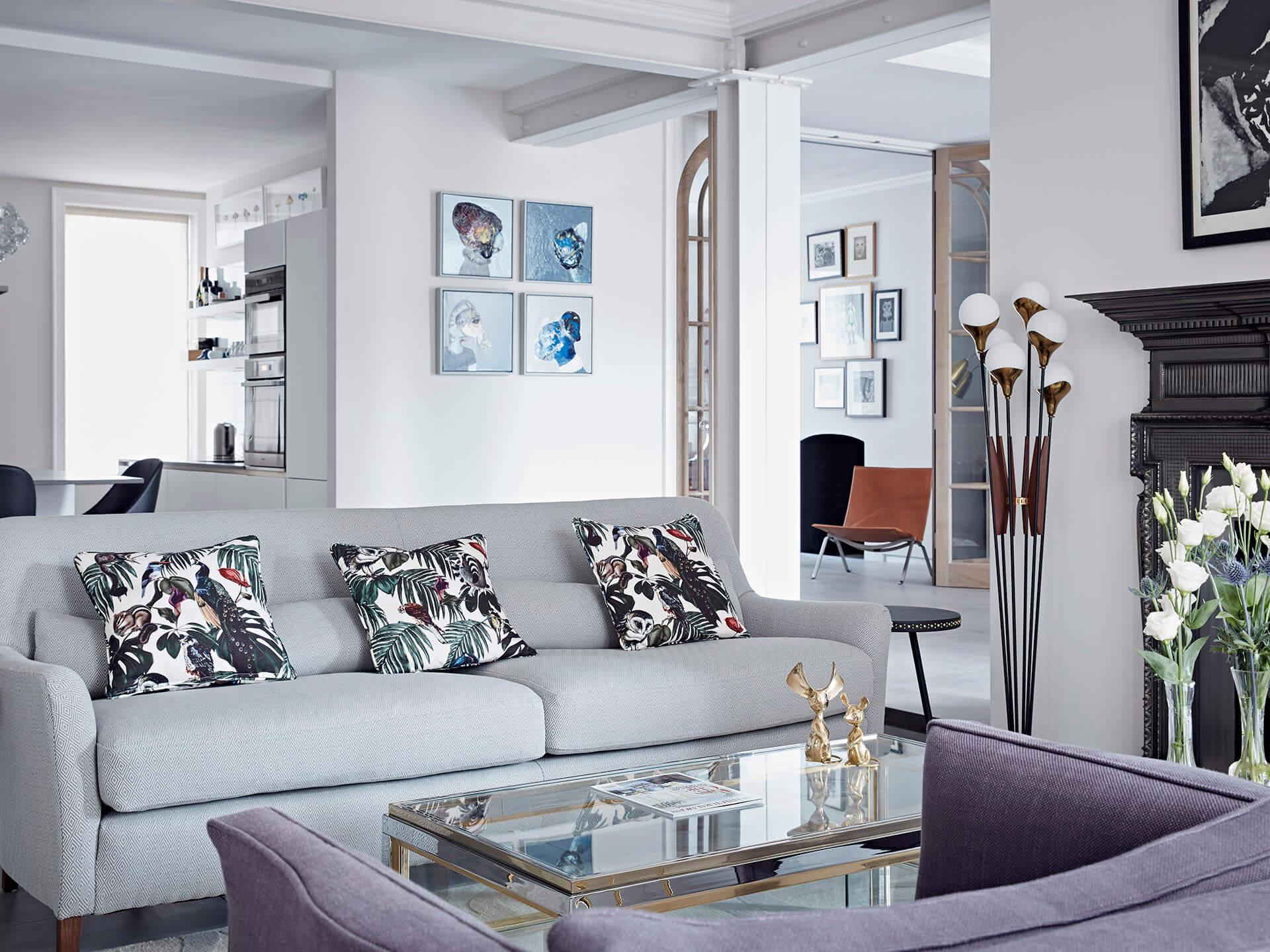 Chelsea - SW10- Living room