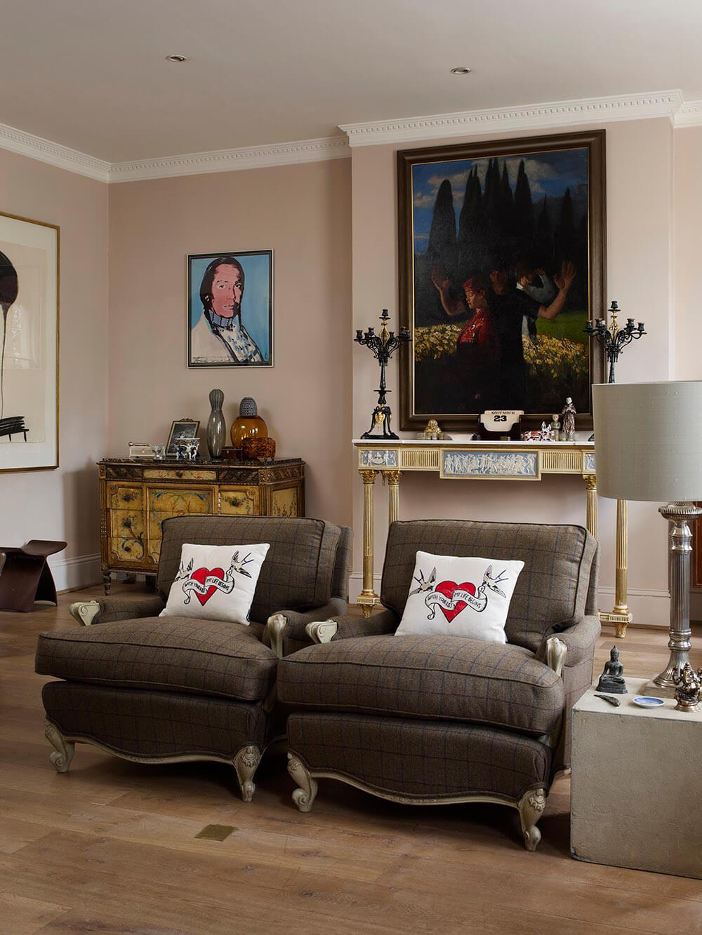 Ennismore-Gardens- SW3-Armchairs