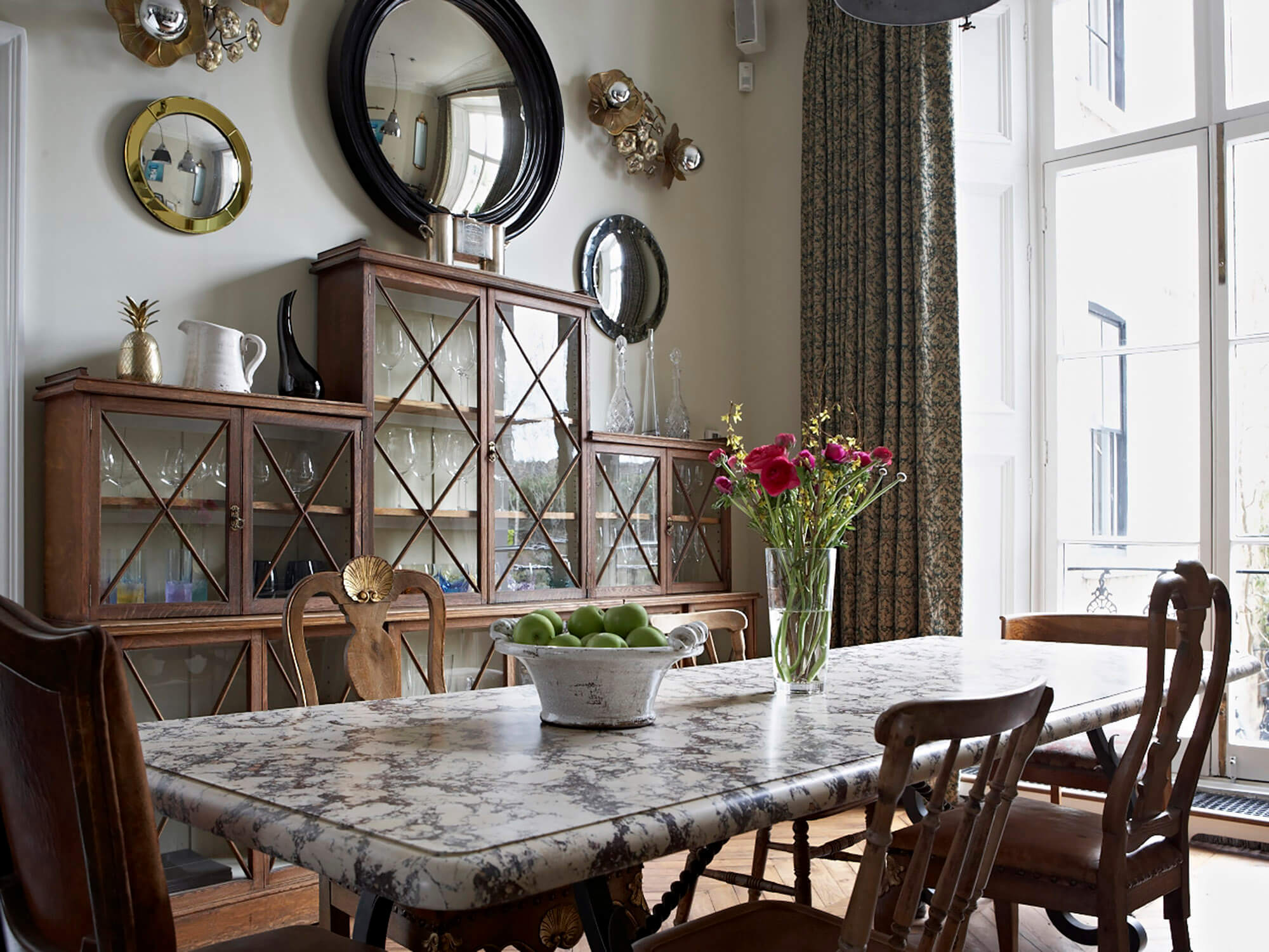 Ladbroke-Grove- W11-Dining-room