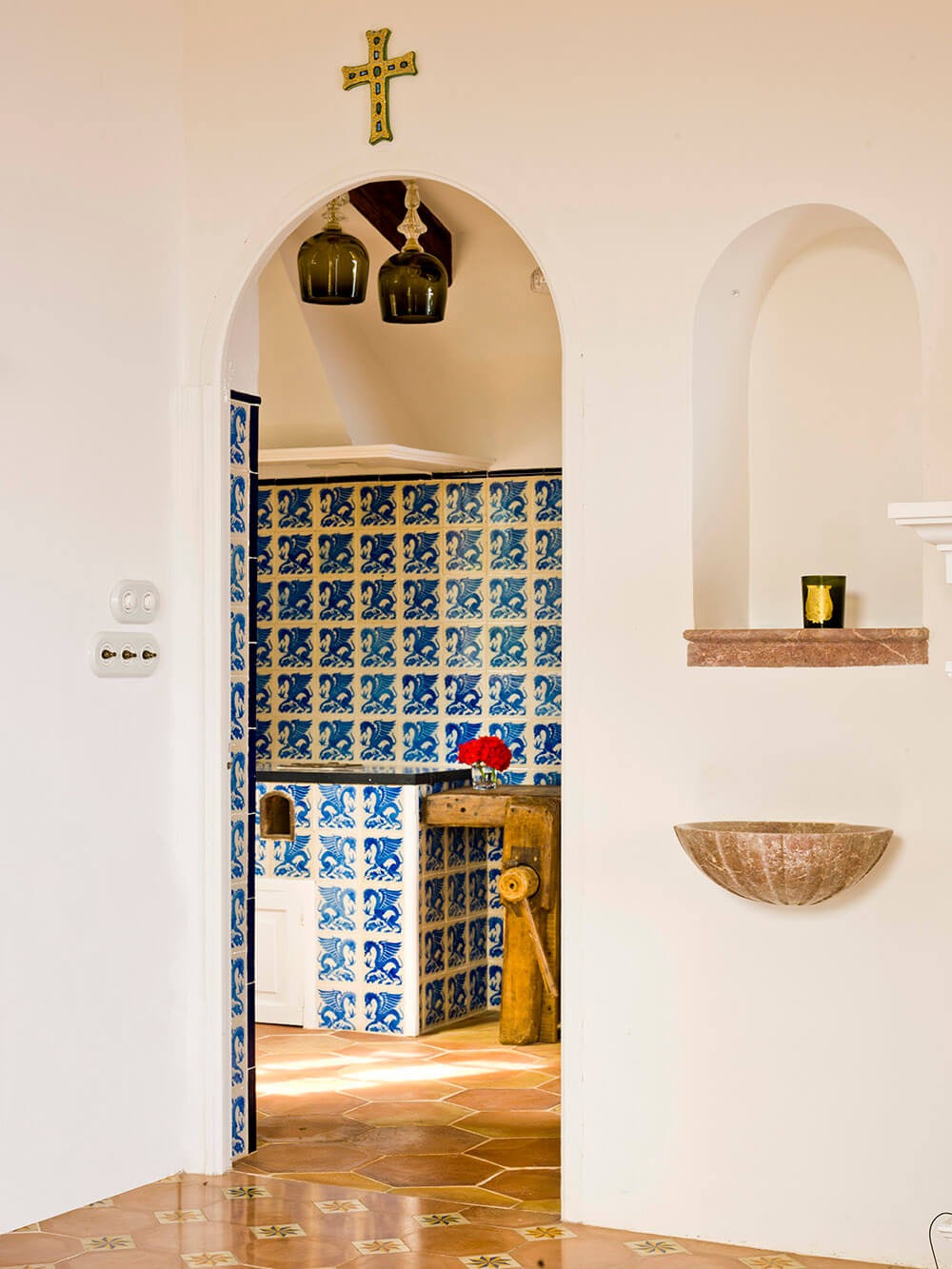 Mallorca-Hallway