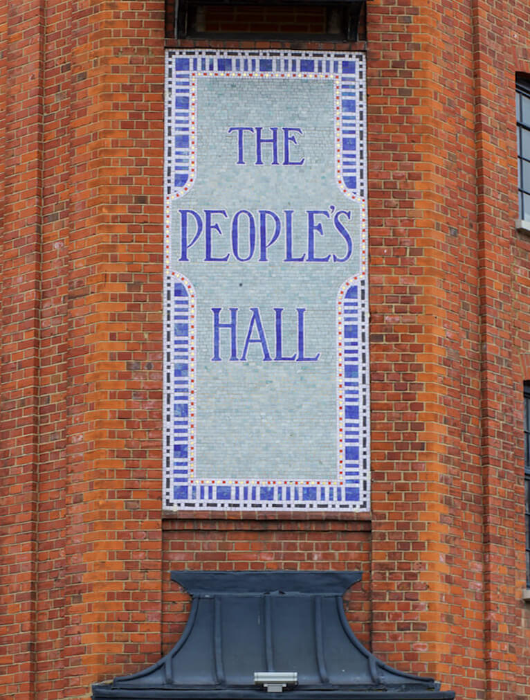 The Peoples Hall contact-us