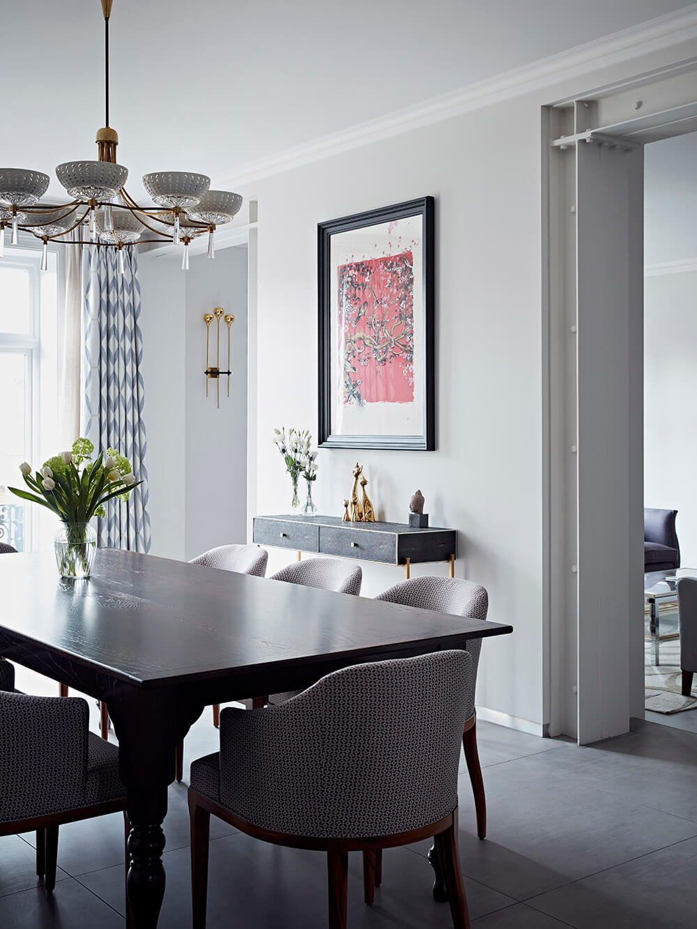 Chelsea - SW10 - Dining Room - Portrait