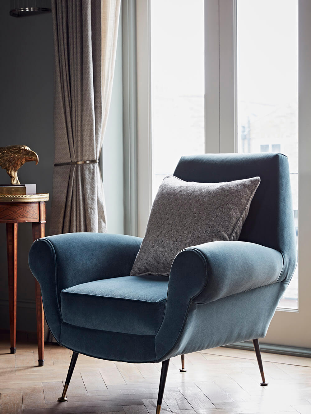 Kensington - W10 - Living Room - Arm chair