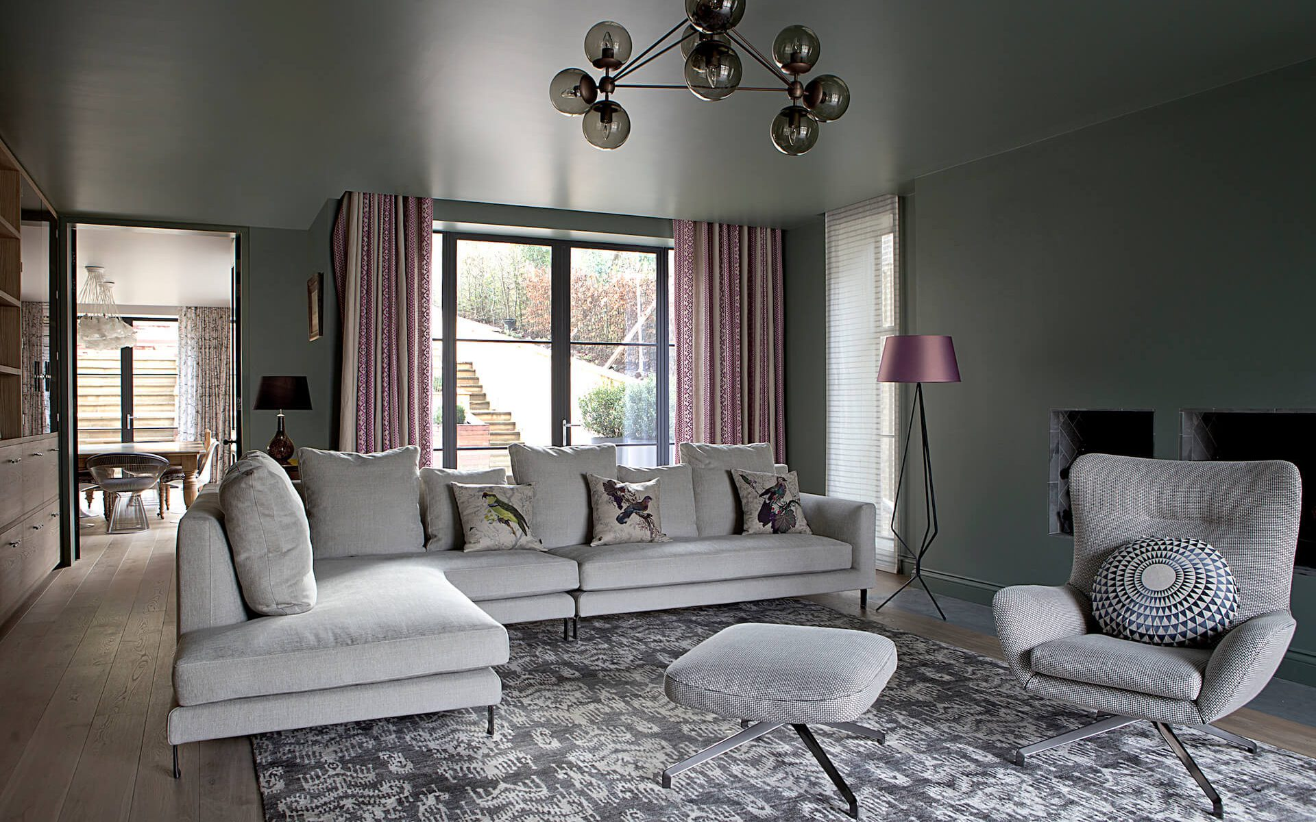 Wimbledon SW19- Living room