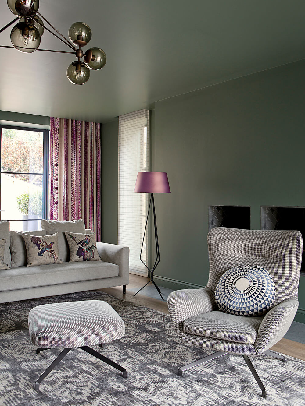 Wimbledon- SW19- Living room