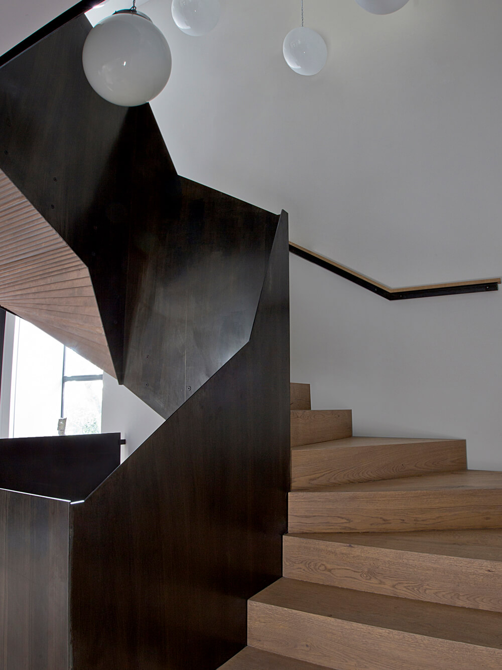 Wimbledon - SW19 - Staircase