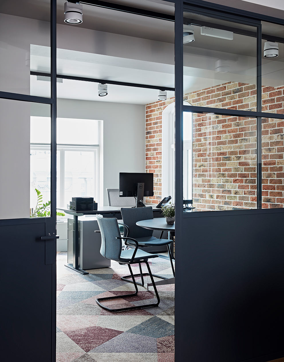 Really Useful Group London HQ office interior design